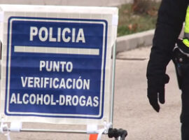 DrugWipe 5 S in Spain, road traffic safety