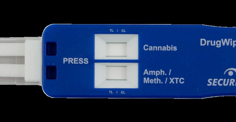 Drogenwischtest DrugWipe® A