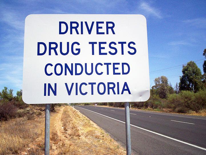 Australia: Lucha sin cuartel contra las drogas en la carretera