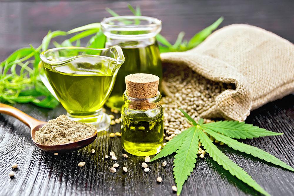 Cannabidiol: Cannabis ohne Rauschwirkung