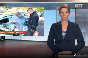 VIDEO: Securetec unterstützt Drogenkontrolle