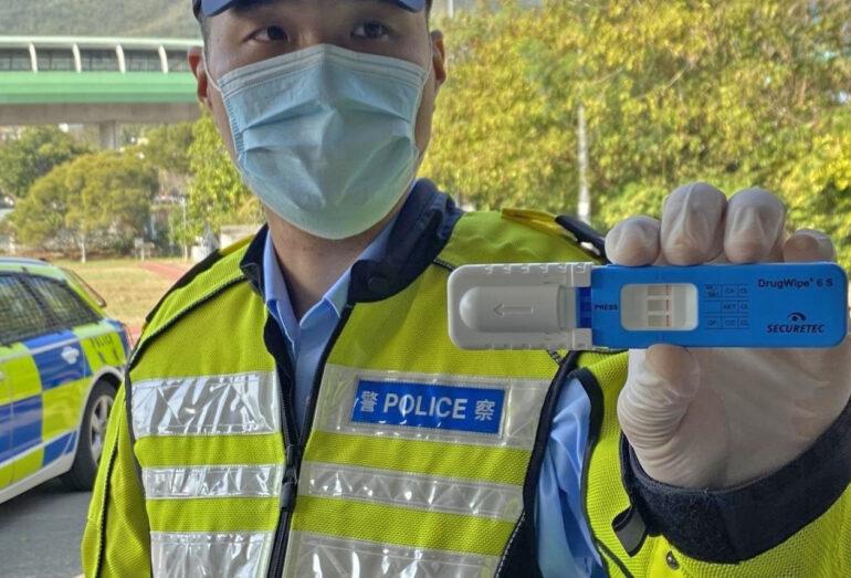 PRESS RELEASE: Securetec captures a new Asian market – Hong Kong chooses DrugWipe® 6 S